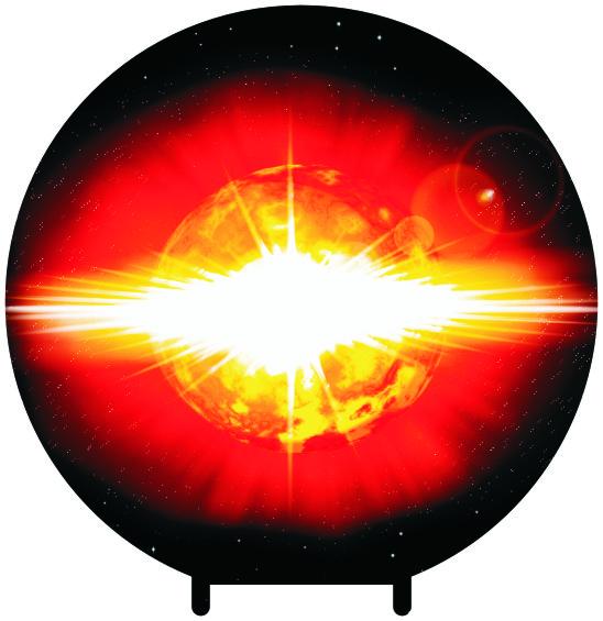 X-Wing Annäherungmine Schüttgut 10 teilig