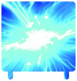 X-Wing Protonen-Bombe Schüttgut 10 teilig