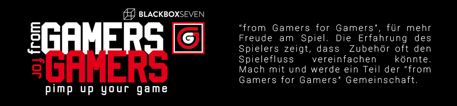 from Gamers for Gamers